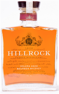Hillrock Rye Whiskey Double Cask 750ml